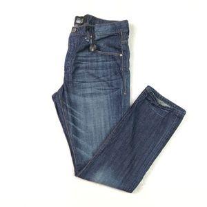 William Rast Men's Taper Leg Jeans Size 36 x 32